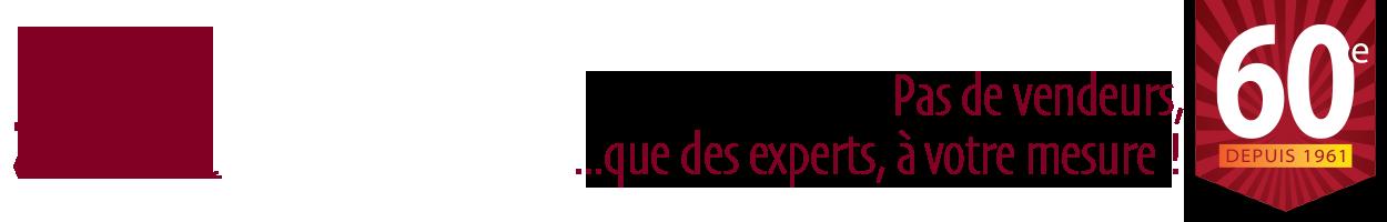 Pièces de Portes et Fenêtres en Ligne Logo